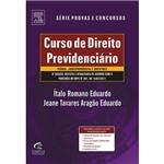 Livro - Curso de Direito Previdenciário - Teoria, Jurisprudência e Questões