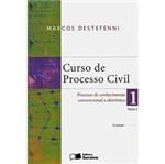 Ficha técnica e caractérísticas do produto Livro - Curso de Processo Civil - Tomo 1