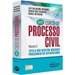 Ficha técnica e caractérísticas do produto Livro - Curso de Processo Civil Vol.3