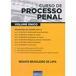 Ficha técnica e caractérísticas do produto Livro - Curso de Processo Penal - Volume Único