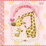 Ficha técnica e caractérísticas do produto Livro de Bebê Menina