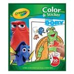 Livro de Colorir Dory Crayola