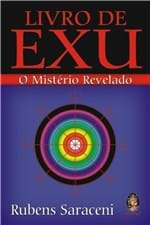 Ficha técnica e caractérísticas do produto Livro de Exu