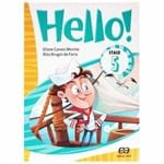 Ficha técnica e caractérísticas do produto Livro de Inglês Hello! Stage 5 1004148
