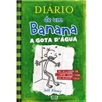 Livro - Diário de um Banana: a Gota D´Água