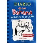 Livro - Diário de um Banana: Rodrick é o Cara