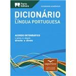 Ficha técnica e caractérísticas do produto Livro - Dicionário Acadêmico da Língua Portuguesa - Superleve