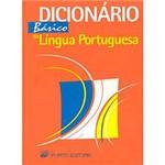 Ficha técnica e caractérísticas do produto Livro - Dicionário Básico da Língua Portuguesa
