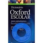 Ficha técnica e caractérísticas do produto Livro - Dicionário Oxford Escolar: para Estudantes Brasileiros de Inglês