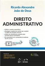 Ficha técnica e caractérísticas do produto DIREITO ADMINISTRATIVO - 4ª ED. - Metodo (grupo Gen)