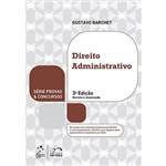 Ficha técnica e caractérísticas do produto Livro - Direito Administrativo