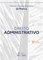 Ficha técnica e caractérísticas do produto Direito Administrativo - 31Ed/18 - Forense