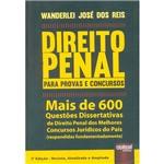 Ficha técnica e caractérísticas do produto Livro - Direito Penal para Provas e Concursos