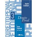 Ficha técnica e caractérísticas do produto Livro - Direito Penal - Parte Especial - Vol.3