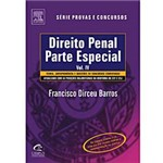 Ficha técnica e caractérísticas do produto Livro - Direito Penal Parte Especial Vol. IV