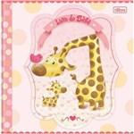 Ficha técnica e caractérísticas do produto Livro do Bebê 34 Folhas Girl - Tilibra