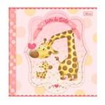 Ficha técnica e caractérísticas do produto Livro do Bebê Menina Tilibra 34 Folhas 22x22cm