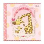 Ficha técnica e caractérísticas do produto Livro do Bebê Menina Tilibra 34 Folhas
