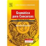 Livro - Gramática para Concursos: Teoria e Mais de 1.000 Questões - Série Provas e Concursos