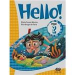 Ficha técnica e caractérísticas do produto Livro - Hello! - Stage 2