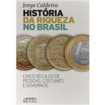 Ficha técnica e caractérísticas do produto Livro - História da Riqueza no Brasil