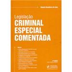 Ficha técnica e caractérísticas do produto Livro - Legislação Criminal Especial Comentada