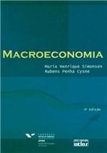 Ficha técnica e caractérísticas do produto Livro - Macroeconomia - Simonsen - Atlas
