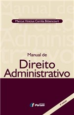 Ficha técnica e caractérísticas do produto Livro - Manual de Direito Administrativo - Editora