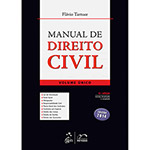 Ficha técnica e caractérísticas do produto Livro - Manual de Direito Civil: Volume Único