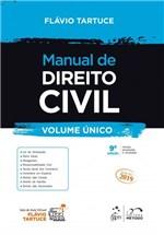 Ficha técnica e caractérísticas do produto Livro - Manual de Direito Civil - Volume Único