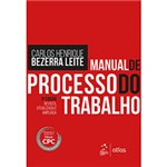 Ficha técnica e caractérísticas do produto Livro - Manual de Processo do Trabalho