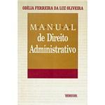 Ficha técnica e caractérísticas do produto Livro - Manual do Direito Administrativo