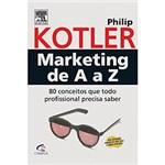 Ficha técnica e caractérísticas do produto Livro - Marketing de a A Z