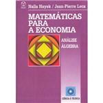 Livro - Matemáticas para a Economia