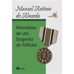 Ficha técnica e caractérísticas do produto Livro - Memórias de um Sargento de Milícias - 9º Ano 8ª Série - Ensino Fundamental