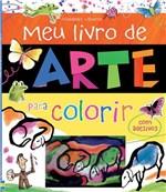 Ficha técnica e caractérísticas do produto Livro - Meu Livro de Arte para Colorir