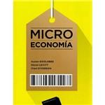 Ficha técnica e caractérísticas do produto Livro - Microeconomía