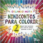 Ficha técnica e caractérísticas do produto Livro - Mini Contos para Colorir 2