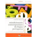 Ficha técnica e caractérísticas do produto Livro - Minidicionário Contemporâneo da Língua Portuguesa
