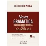Ficha técnica e caractérísticas do produto Livro - Nova Gramática da Língua Portuguesa para Concursos