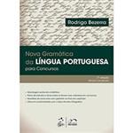 Ficha técnica e caractérísticas do produto Livro - Nova Gramatica da Língua Portuguesa para Concursos