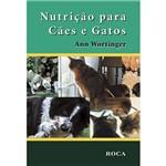 Ficha técnica e caractérísticas do produto Livro - Nutrição para Cães e Gatos