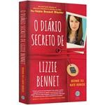 Livro - o Diário Secreto de Lizzie Bennet