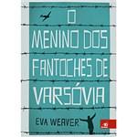 Ficha técnica e caractérísticas do produto Livro - o Menino dos Fantoches de Varsóvia
