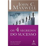 Ficha técnica e caractérísticas do produto Livro - os 4 Segredos do Sucesso