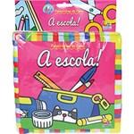 Ficha técnica e caractérísticas do produto Livro - Palavrinhas de Pano: a Escola!