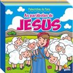 Livro - Palavrinhas de Pano: as Parábolas de Jesus