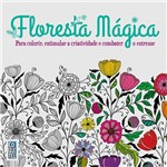 Livro para Colorir Adulto - Floresta Mágica 1ª Edição