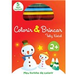 Ficha técnica e caractérísticas do produto Livro para Colorir - Feliz Natal - Colorir & Brincar