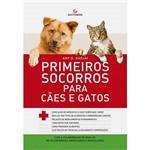 Livro - Primeiros Socorros para Cães e Gatos